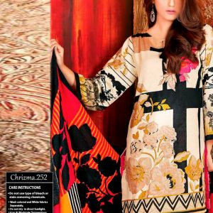 Charizma Khaddar Collection