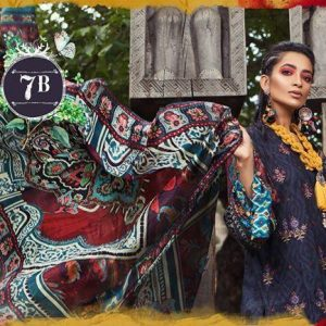 Maria B Khaddar Embroidered Collection