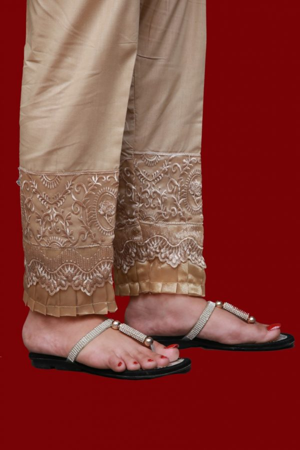 Fancy Silk Stitched Trouser