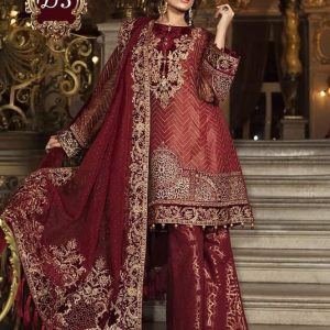 Maria B Chiffon Wedding Collection