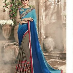 Kalista Original Indian Saree