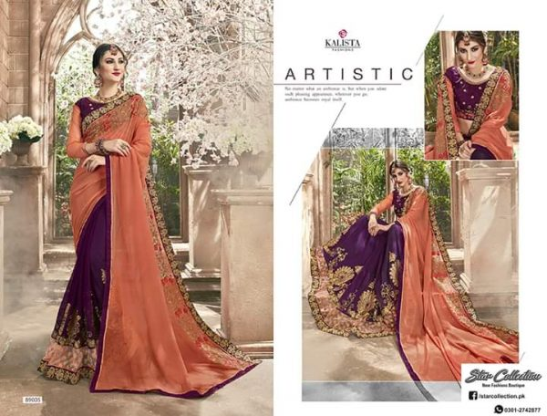Kalista Indian Saree Collection