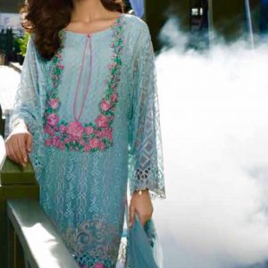 Remal Khan Chiffon Collection