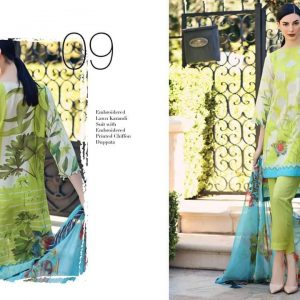 Charizma Printed Lawn Collection