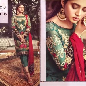 Imrozia Cotton Embroidered Collection