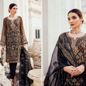 Iznik Fancy Chiffon Collection