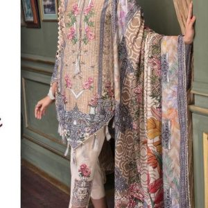Sanoor Embroidered Lawn Collection