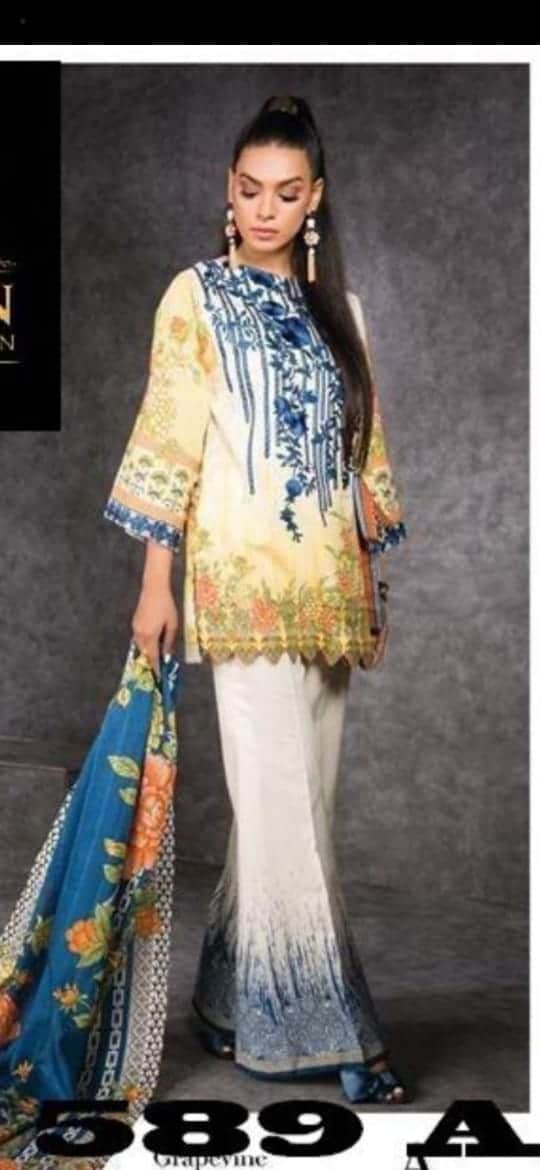 Sapphire Casual Lawn Collection