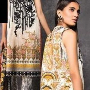 Sapphire Embroidered Lawn Collection