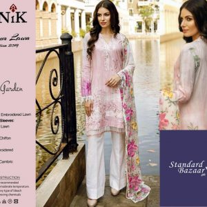 Iznik Embroidered Lawn Collection