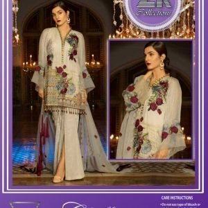 Gul Bano Chiffon Dress
